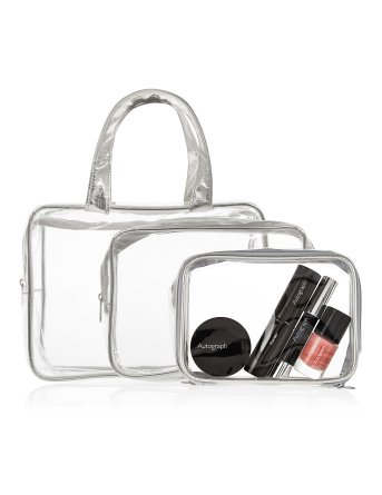 cosmetic bag, grip aids, M&S