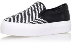 TopShop Luna SlipOn Sneaker Miss Kg £55