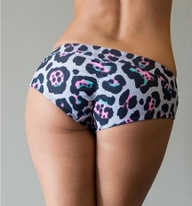 VEKKER - Limited Pastel Cheetah V Shorts £38 Pole Sweet Pole